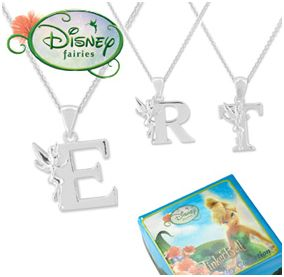 Totsy: Adorable Tinkerbell necklaces!