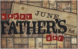 FREE Father's Day Card!