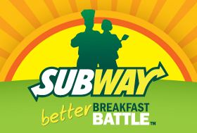 Win FREE Subway for a year!