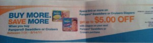 New Pampers Catalina at Kroger (Starts July 31st)