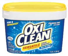 Oxi Clean vs. 4 yr old…and the winner is…