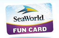 New Money Saving Fun Card for Sea World