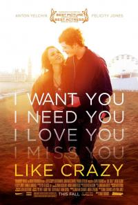 "See ""Like Crazy"" for FREE!"