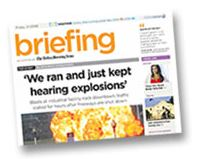 Get FREE Coupons in the Dallas Briefing Newspaper