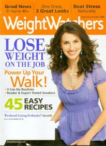 Weight Watchers Magazine for just $3.99/yr