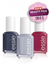 HEB Beauty Pick of the Month: Essie (Review + Giveaway)