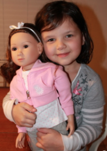 Great gift idea for the 5-10 yr old girl: My BFF Doll Review (+ Coupon code)
