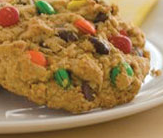 25 Days of Christmas Cookies: Day 11 Monster Cookies