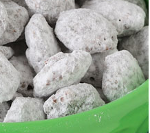 25 Days of Christmas Cookies: Day 18 Puppy Chow