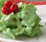 25 Days of Christmas Cookies: Day 20 Holly Cookies