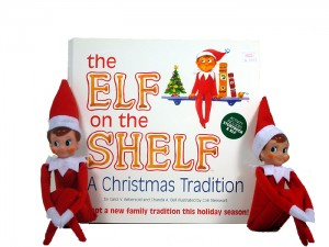 100 ideas for your Elf on the Shelf