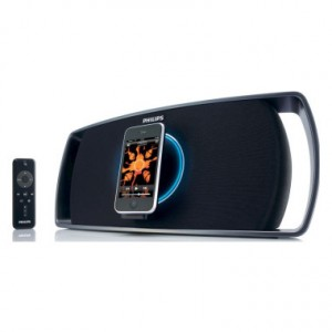 Philips iPod Dock w/remote $39 + FREE shipping