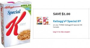 CVS: Stock up on Cereal this week! (Less then $1 a box!)