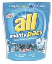 All Laundry Detergent $0.97 (after coupon!)