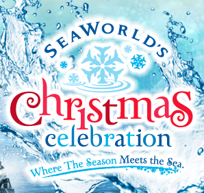 image relating to Seaworld San Antonio Coupons Printable named Seaworld San Antonio Xmas Enjoyable - My Ridiculous Price savings