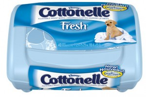 FREE Cottonelle Flushable Wipes at Walgreens