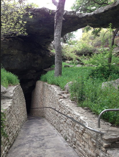 The Caverns at Natural Bridge offers guided tours and is next to the state park. Douthat and Claytor Lake state parks are each about an hour away. Cave Mountain Lake Recreation Area in the George Washington and Jefferson National Forests are only 15 minutes away.