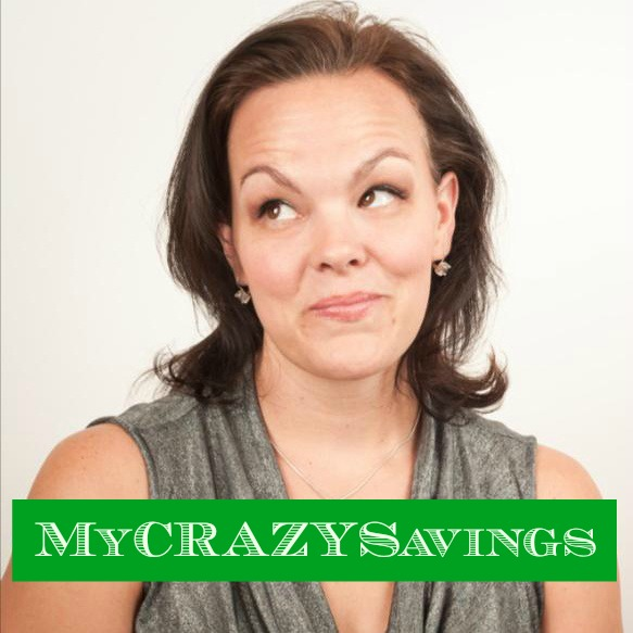 Grab button for MyCRAZYSavings