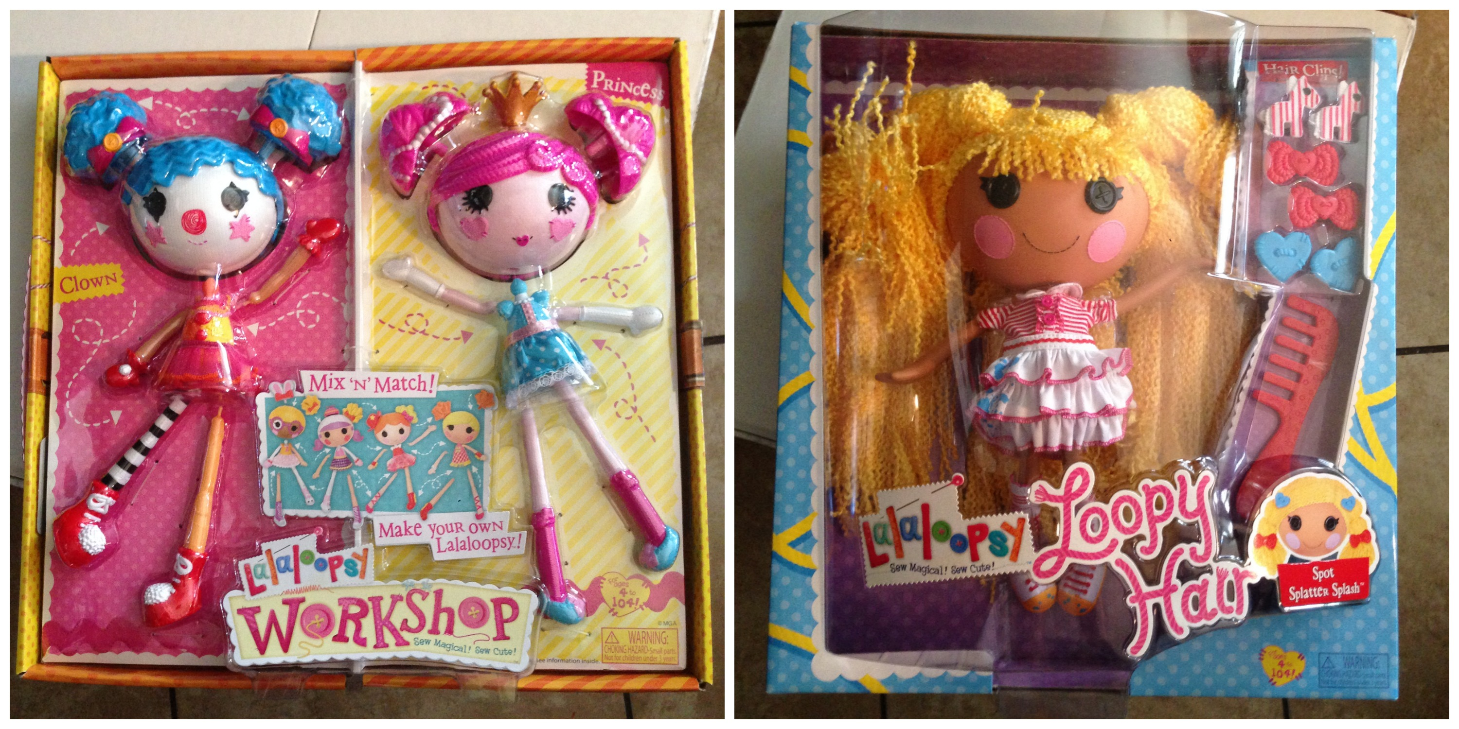 holiday gift guide gifts for girls lalaloopsy dolls my crazy