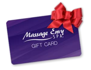 ENDED: DFW Massage Envy Holiday Gift Card Special (+ giveaway)