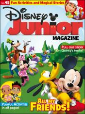 Disney Junior Magazine $13.99/yr