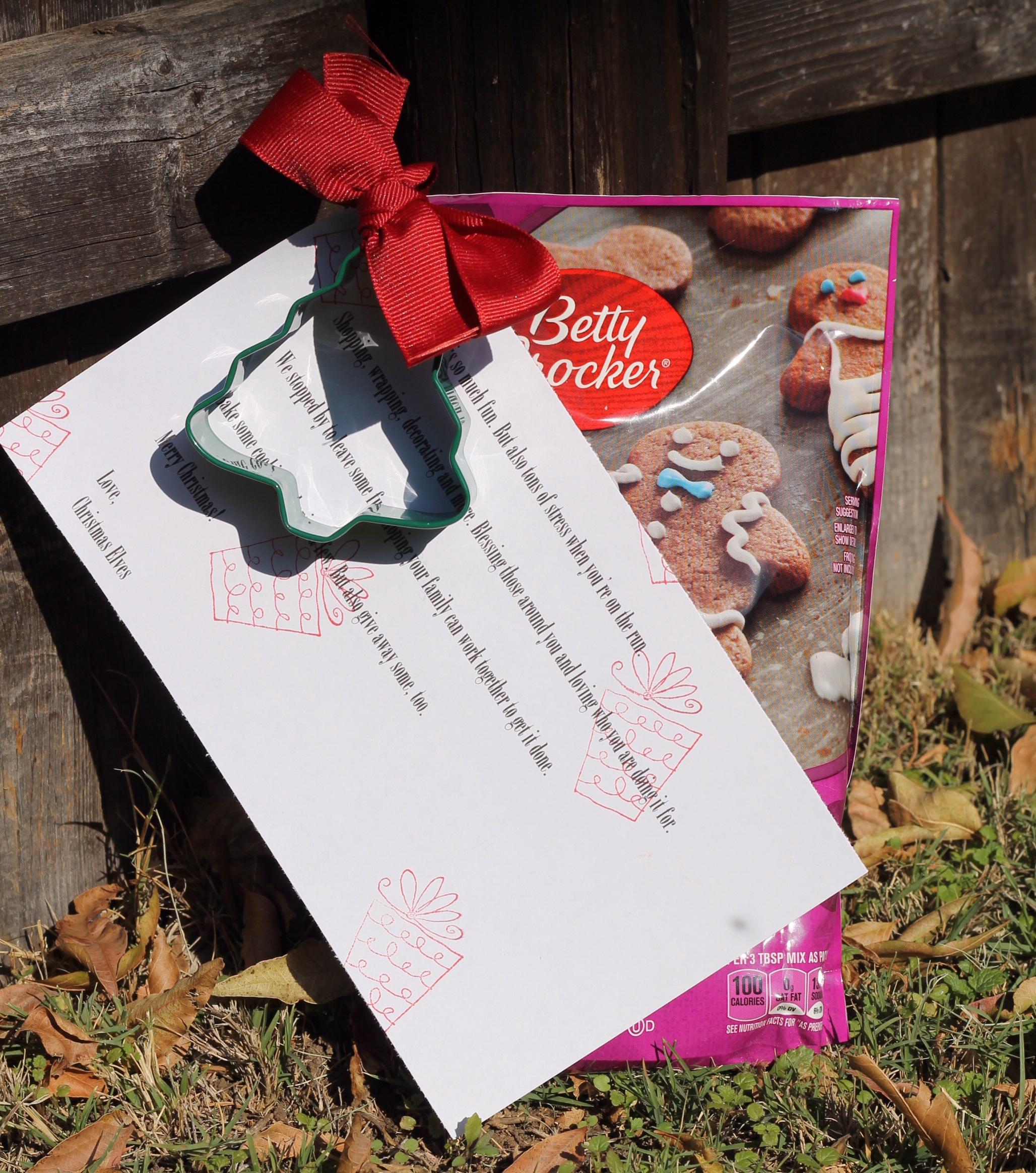 ENDED: Christmas Elves deliver some Baking Fun #BettyCrocker (+ ...