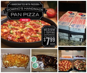 Domino's Pizza Family Fun Night (+ Deal)