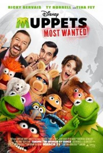 See Disney's MUPPETS MOST WANTED for FREE!