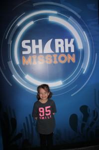 Spring Break fun at Sea Life Aquarium in Grapevine #SharkMission