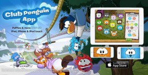 FREE: Disney's Club Penquin now on iPhone and iTouch