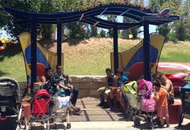 Seaworld: Rest, Relax, and Recharge Stations #Wildside14