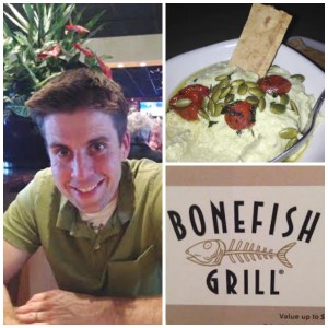 Date Night Dining: Bonefish Grill in Southlake, TX
