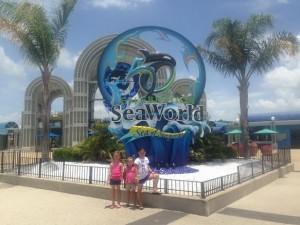 Learning tons at Seaworld #AdventureCon14 @SeaWorldTexas