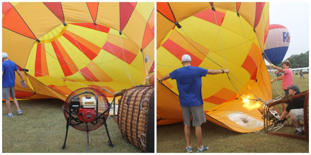 balloon build