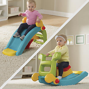 ENDED: Christmas Gift Idea: 2-in-1 Slide to Rocker (+ Giveaway!)