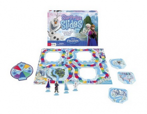 Christmas Gift Idea: Disney Frozen Surprise Slides