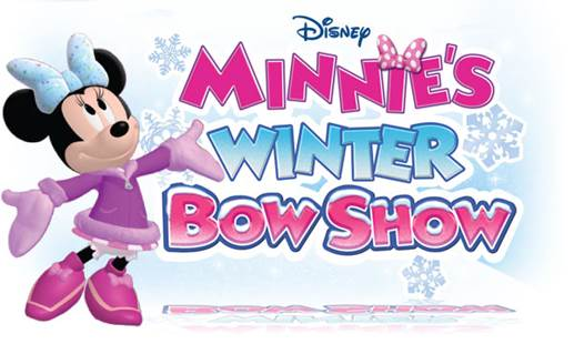 Christmas Gift Idea: Minnie's Winter Bow Show DVD (+ Giveaway)