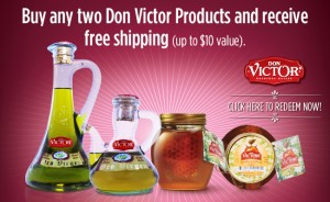 Recipe: Baking with Don Victor Honey #HoneyForHolidays #DonVictor #Ad