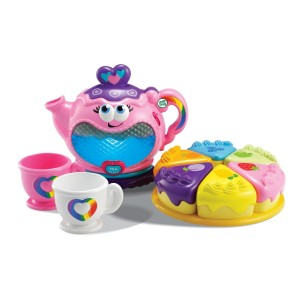 LeapFrog Musical Rainbow Tea Party Role Play $11.00 (reg. $21.99)