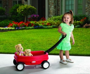 Little Tikes Lil' Wagon $18.49 (reg. $31.99)