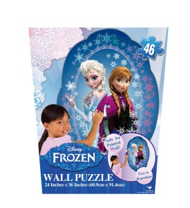 Frozen Wall Puzzle (46-Piece) $6.98