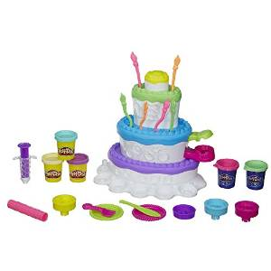 Play Doh Sweet Shoppe Cake Mountain Playset $9.99 (was $19.99)