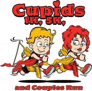 Run with your Valentine at this fun Couples 5K