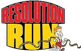 Start the new year off right with the Resolution Run (+ Discount Code)
