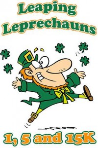 Fitness: Leaping Leprechauns Run 1k/5k/15k​