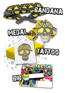 Join me at the Mud Factor 5K Obstacle Run