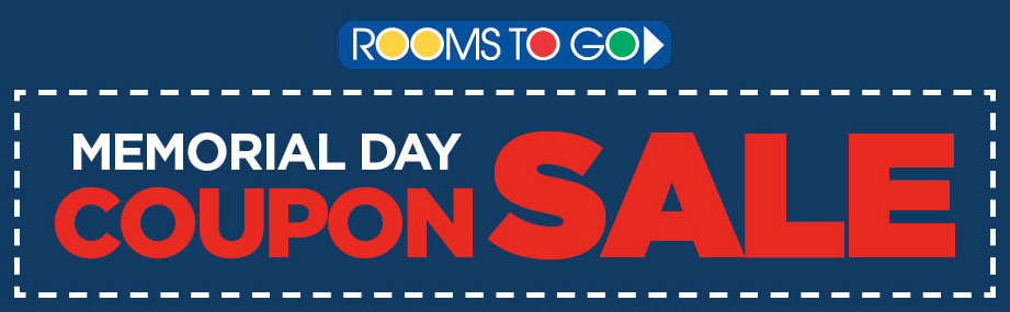 Rooms to Go Memorial Day Sale - My Crazy Savings