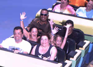 Family Adventures at AdventureCon SeaWorld Texas