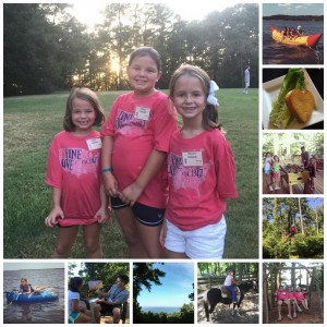 What is so special about Pine Cove Family Camp?