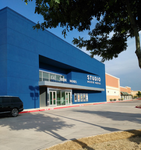 New Studio Movie Grill in The Colony, TX:  Eat. Drink. Movies.
